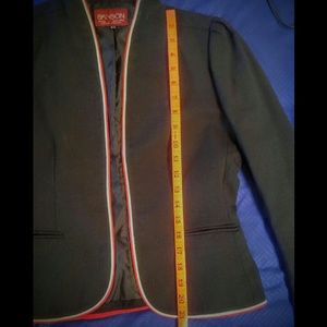 Sasson Paris Jackets & Coats - Vintage Sasson 1970's Blazer. Rare.